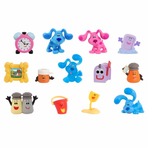 Just Play Blue's Clues & You Surprise Figures - Assorted Perspective: bottom