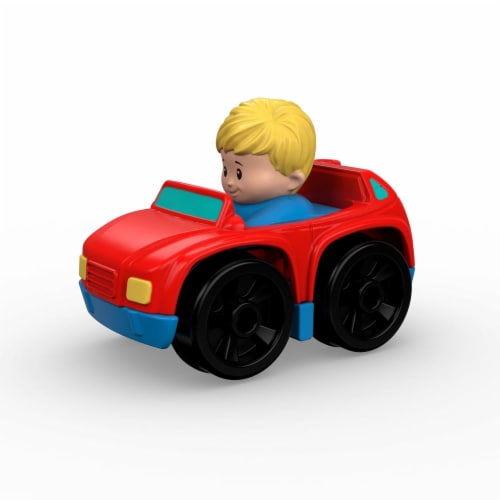 Fisher-Price® Little People Wheelies SUV Vehicle Perspective: bottom