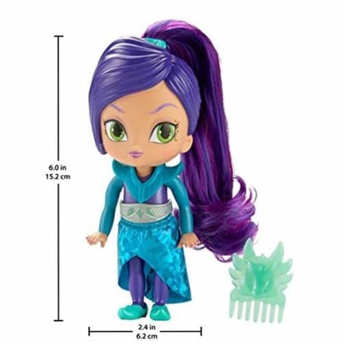 Fisher-Price® Nickelodeon Shimmer & Shine Zeta Doll Perspective: bottom