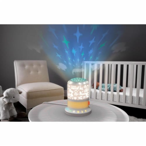 Fisher-Price SmartConnect Deluxe Soother Perspective: bottom