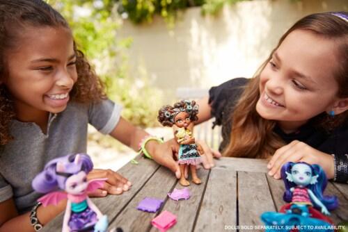 Mattel Monster High Monster Family Doll - Assorted Perspective: bottom