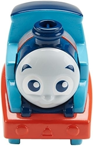 Fisher-Price My First Friends Push Along Thomas Train Perspective: bottom