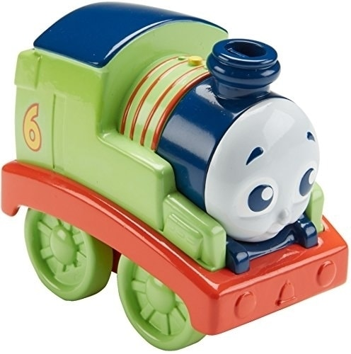 Fisher-Price My First Thomas & Friends Push Along Percy Train Perspective: bottom