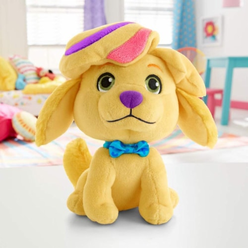 Nickelodeon Fisher-Price Sunny Day, Doodle Plush Perspective: bottom