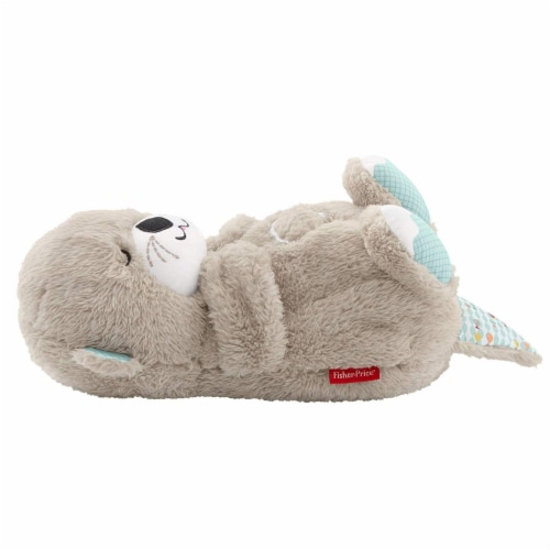 Fisher-Price Soothe 'n Snuggle Otter Perspective: bottom