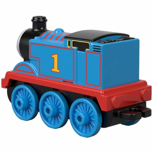 Fisher-Price Thomas & Friends Adventures - Small Push Along Thomas Perspective: bottom