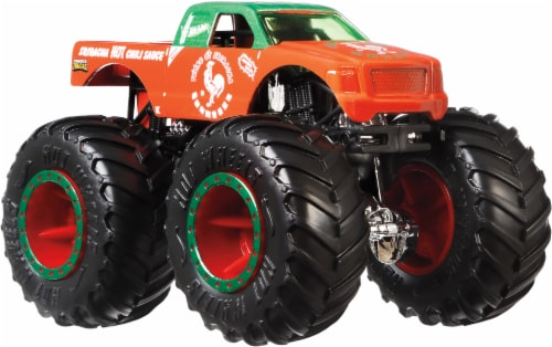 Mattel Hot Wheels® Monster Trucks - Assorted Perspective: bottom