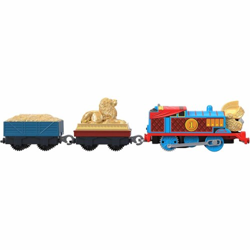 Fisher-Price® Thomas & Friends  TrackMaster Armored Thomas Perspective: bottom