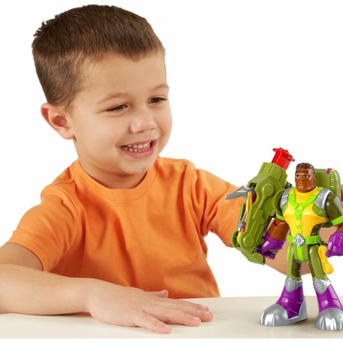 Fisher-Price® Rescue Heroes Rocky Canyon Perspective: bottom