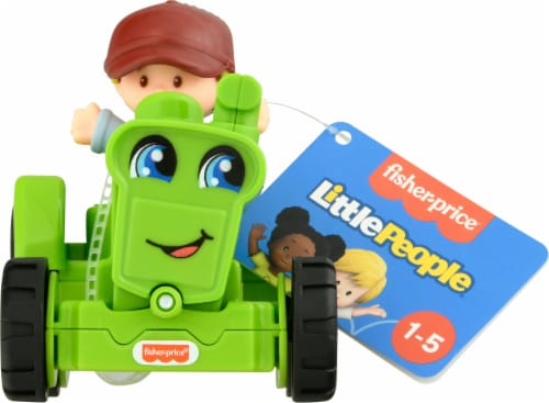 Fisher-Price® Little People® Helpful Harvester Tractor Perspective: bottom