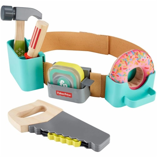 Fisher-Price DIY Tool Belt Perspective: bottom