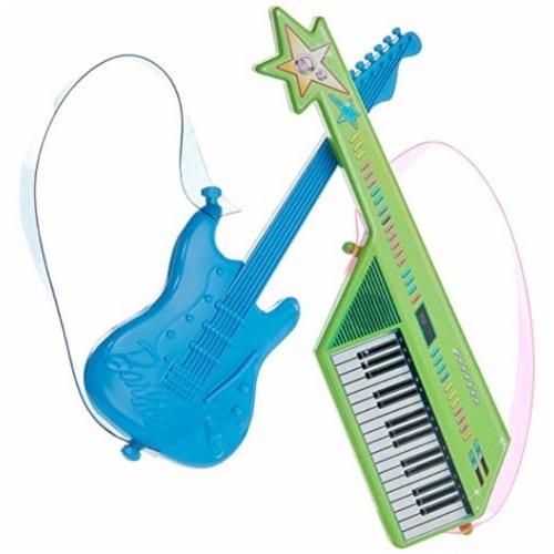 Mattel Barbie® Career Places Musician Recording Studio Playset Perspective: bottom