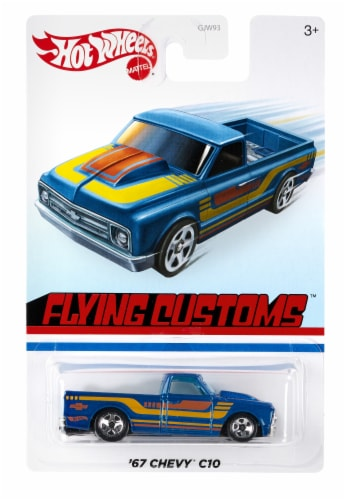 Mattel® Hot Wheels® Assorted Throwback Vehicles Perspective: bottom