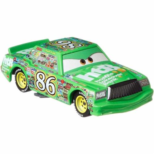 Disney Pixar Cars Chick Hicks Chief DINOCO 400 Vehicles Perspective: bottom