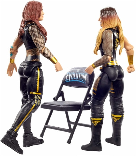 WWE Lita & Trish Stratus Battle Pack 2-Pack Perspective: bottom
