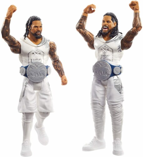 WWE The Usos Battle Pack 2-Pack Perspective: bottom