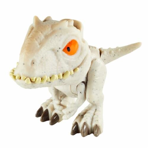 Mattel Jurassic World Snap Squad Dinosaur Action Figure - Assorted Perspective: bottom