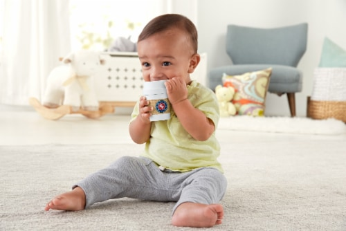 Fisher-Price® Coffee Cup Teether Perspective: bottom