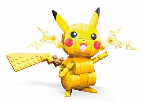 Mega Construx™ Pokemon Building Toy Perspective: bottom