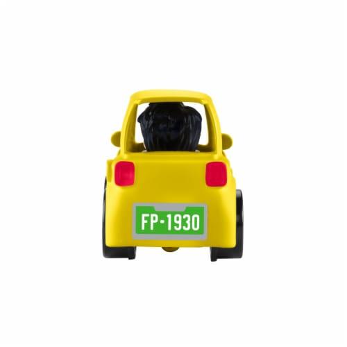 Fisher-Price® Little People Wheelies Micro Car Vehicle Perspective: bottom