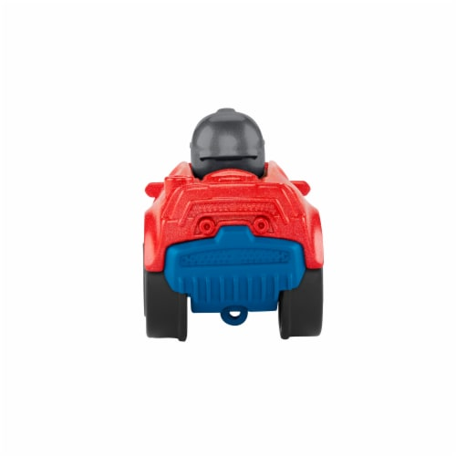 Fisher-Price® Little People Wheelies Super Car Vehicle Perspective: bottom