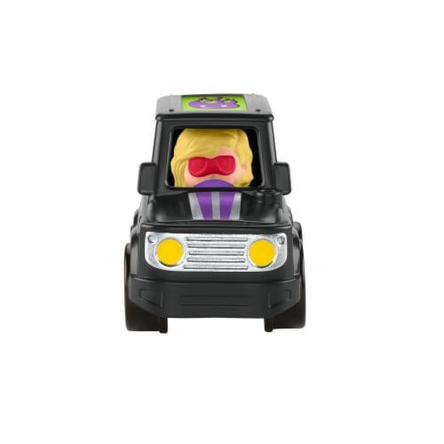 Fisher-Price® Little People Wheelies SUV Vehicle Perspective: bottom