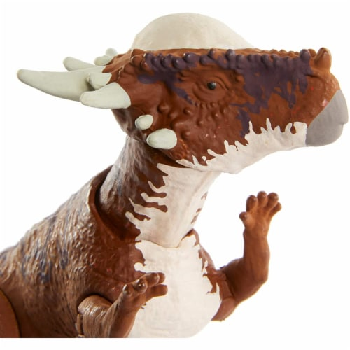 Jurassic World Attack Pack Stygimoloch Figure Perspective: bottom