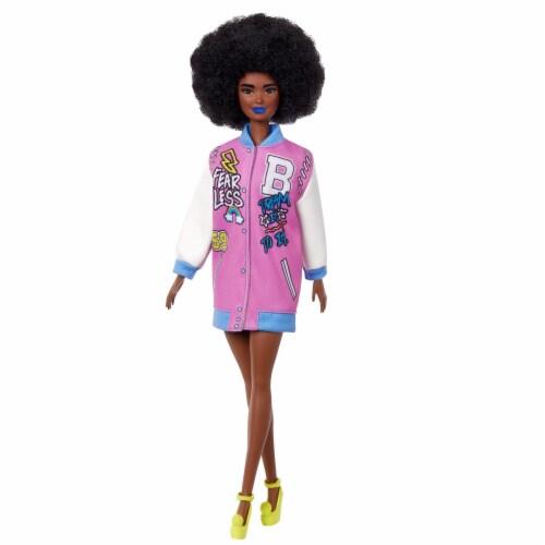 Mattel Barbie Fashionista Doll Perspective: bottom