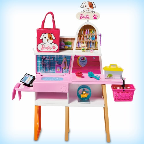 Mattel Barbie® Pet Boutique Playset Perspective: bottom