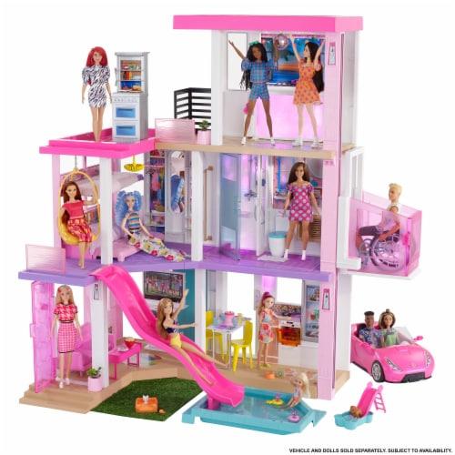 Mattel Barbie® Dreamhouse Playset Perspective: bottom
