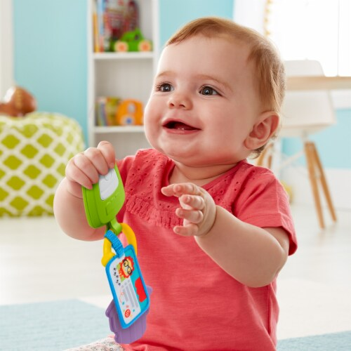 Fisher-Price® Hit the Road Activity Keys Perspective: bottom