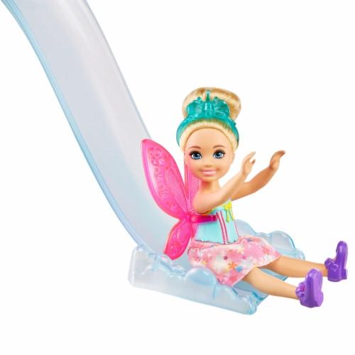 Mattel Barbie® Dreamtopia Chelsea Treehouse Playset Perspective: bottom