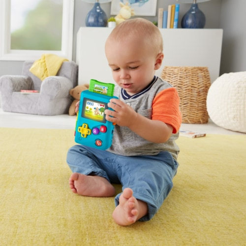 Fisher-Price® Laugh & Learn Lil Gamer Perspective: bottom