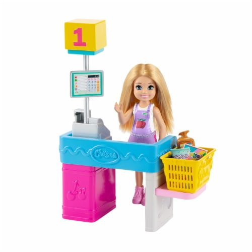Mattel Barbie® Chelsea Can Be Doll and Playset Perspective: bottom