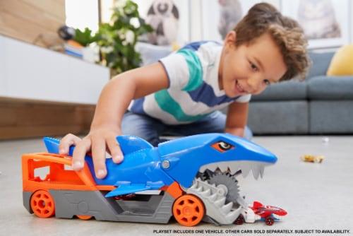 Mattel Hot Wheels® Themed Hauler Playset Perspective: bottom
