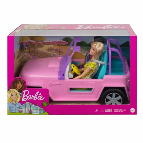Mattel Barbie® and Friends Dolls Perspective: bottom