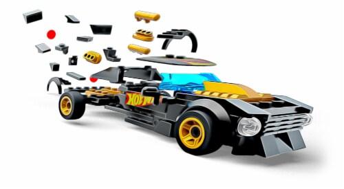 Mega Construx™ Hot Wheels® Build and Customize Car Set Perspective: bottom