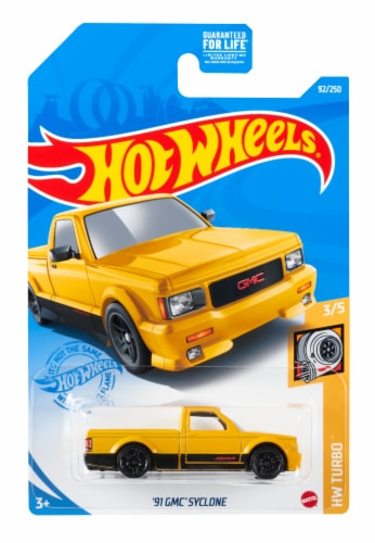 Mattel Hot Wheels® Toy Car - Assorted Perspective: bottom