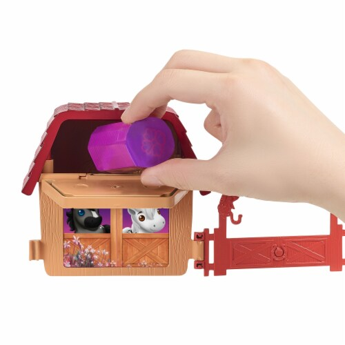 Mattel Spirit Untamed Mini Horse & Character Surprise Box Perspective: bottom