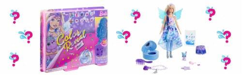 Mattel® Barbie® Color Reveal Peel Fairy Fashion Doll Perspective: bottom