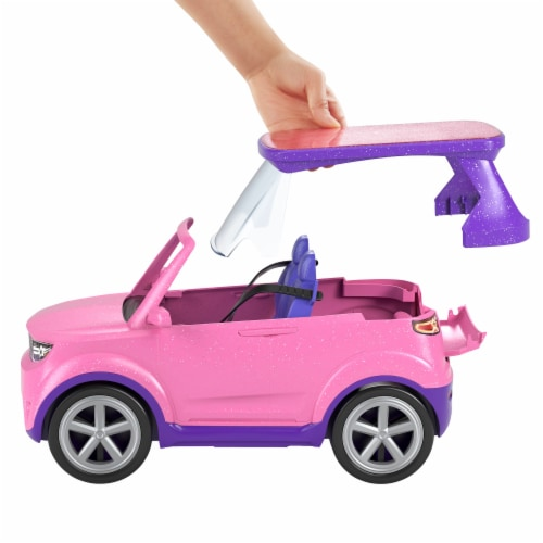 Mattel Barbie® Big City Big Dream Vehicle Perspective: bottom