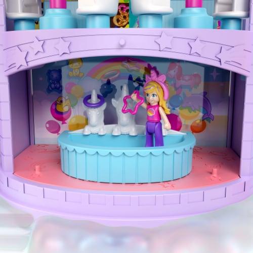 Mattel Polly Pocket Fantasy Fairy Doll Perspective: bottom
