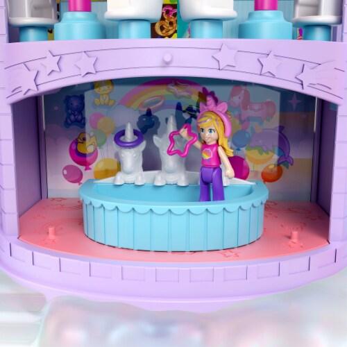 Mattel Polly Pocket Fantasy Unicornland Perspective: bottom