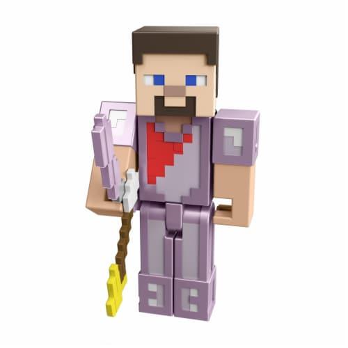 Mattel Minecraft Ultimate Ender Dragon Set Perspective: bottom