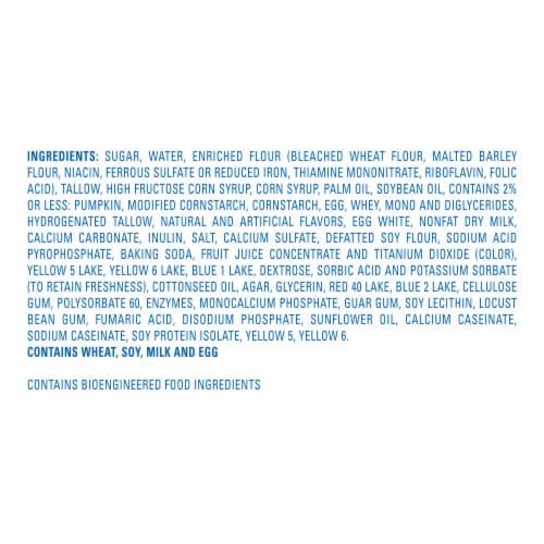 Hostess Iced Pumpkin Cupcakes Perspective: bottom