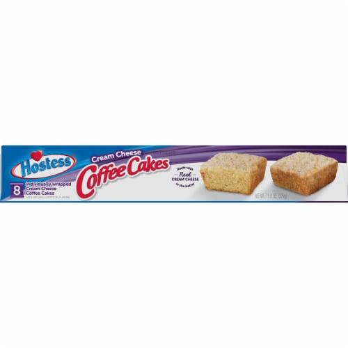 Hostess Cream Cheese Coffee Cakes Perspective: bottom