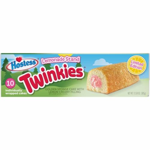 Hostess Lemonade Stand Twinkies Perspective: bottom