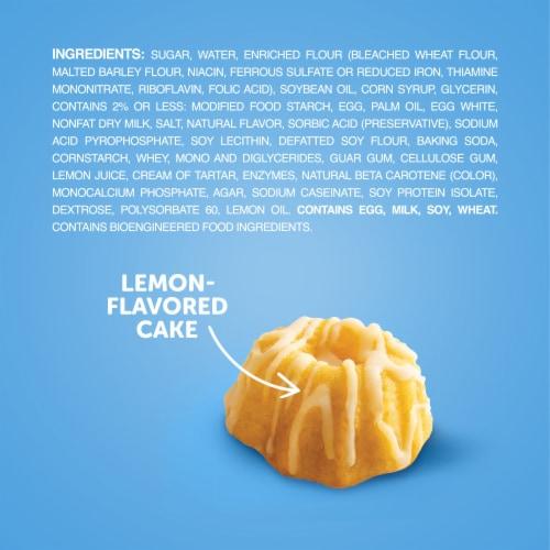 Hostess® Lemon Drizzle Baby Bundt Cakes Perspective: bottom