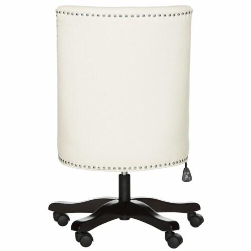 Scarlet Desk Chair Creme Perspective: bottom