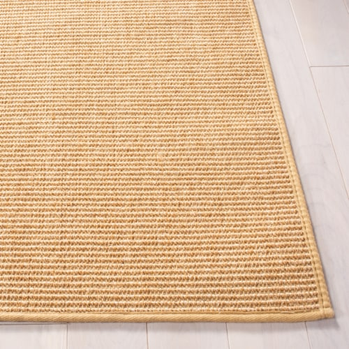 Martha Stewart Natural Fiber Floor Runner - Natural Perspective: bottom